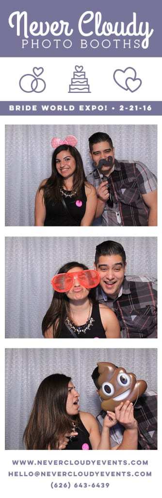 Photo booth 2x6 strips