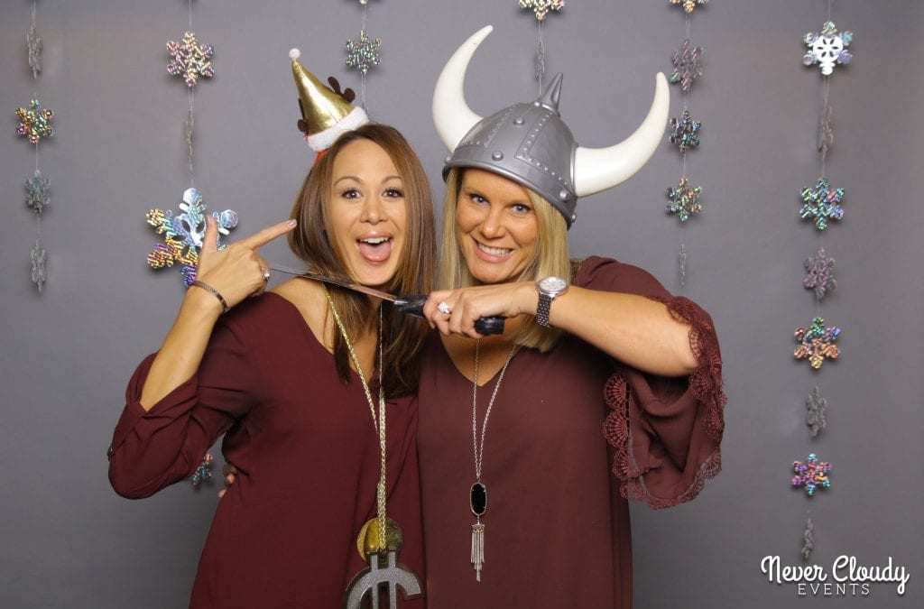 Live Photographer Booth at Datcard Holiday Party