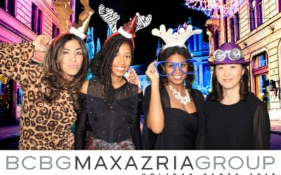 2015 BCBG Holiday Party